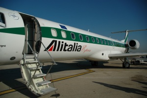 No mi piace Alitalia
