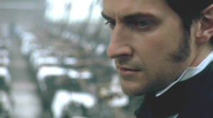 "Richard Armitage as Mr. Thornton in ""North & South"""